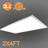 40W 2X4 FT Dlc LED Panel, 0-10V, 5 Years Warranty