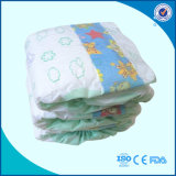 Disposable Baby Diaper with ISO Certificated
