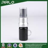 5ml Black Lightproof Glass Spray Bottles with Black Fine Pump Sprayer