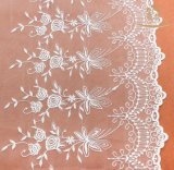 2017 Elegant Fashion Soft Mesh Swiss Voile Lace in Switzerland Lace