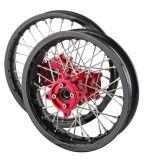 Motorcycle Steel/Aluminum Wheel Rim with Spoke