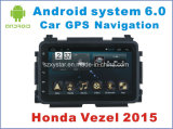 New Ui Android System Car Accessories for Vezel 2015 with Car Navigation