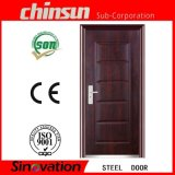 Hot Selling New Design Steel Door with Competitive Price