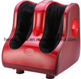 Therasqueeze PRO Foot, Calf and Thigh Massager with Red Color