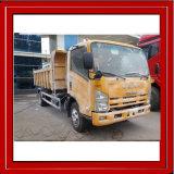Isuzu Tipping Semi Trailer Tipper Dumping Dumper Truck