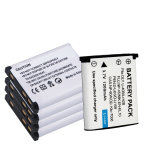 Li-42b Digital Camera Battery, for Nikon En-EL10 Enel10 for Olympus, for Pentax D-Li63 Np-45 Cnp-80 Klic-7006