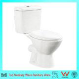 Hot Sale Design Two-Piece bathroom Toilet to European Market