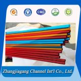 6000 Series Different Color Aluminum Pipes