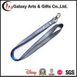 Fashion Silk Printing Reflective Lanyard Custom Logo