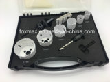 9 PCS Hole Saw Bi Metal Tool Set (kit)