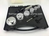 9 PCS Hole Saw Bi Metal Tool Set (kit)