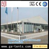 Aluminium Temper Glass Wall Wedding Party Tent