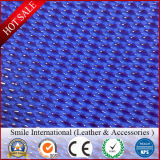 PVC Artificial Synthetic Leather for Sofa with Lychee Grain