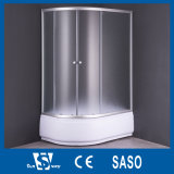 China Factory Wholesale Matt Glass Shower Cabins