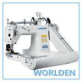 Wd-927-Pl High-Speed-Feed-off-The-Arm Chainstitch Machine (Two Needle)