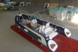 Experience Factory Hypalon Rib Boat with Outboard Motor
