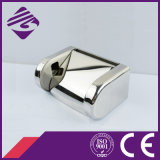 New Design Wall Mounted Stainless Steel Chorome Tissue Holder Toilet Paper Holder (JNP0167)