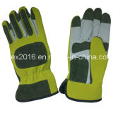 New Design Synthetic Leather Mechanical Hand Protect Working Gloves