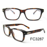 2015 Tortoise Fashion Unisex Acetate Optical Frame