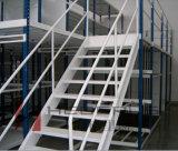 Multi-Level Mezzanine Floor Racking, Rack Supported Mezzanine, Pole Mezzanine Floor