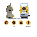 Compact and Light Weight Total Station Land Survey Equipment Reflectorless Total Station