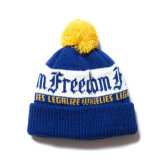 Girls Retail Wholesale Wool Knitted Winter Hats