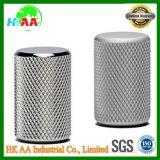 OEM Aluminum / Brass Knurled Knob, Knurled Cupboard Knob
