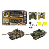 2.4G Plastic Battle R/C Tank (10263397)