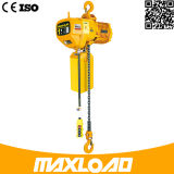 1 Ton Top Quality Electric Chain Hoist with Hook Fixed Type (HHBB01-01SF)