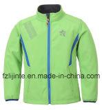 Children Wear Unisex Softshell Jacket