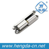 Zinc Alloy Invisible Folded Door Hinge (YH9338)