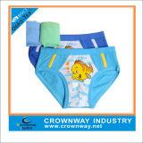 Custom Cute Boy Boxers Shorts Underwear with Screen Printing