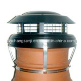 OEM Stainless Steel Stamping and Spot Welding Chimney Cowl