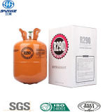 Sanhe Brand High Qualtiy Refrigerant Gas R290 for Sale