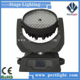Zoom 108*3W LED Moving Head Touchscreen Stage Equipment