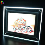 Slim Light Box with High Quality and High Brightness LED