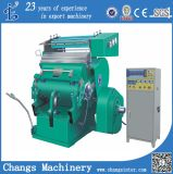 Carton Board Die Cutting and Hot Stamping Machine