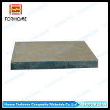 Titanium Clad Carbon Steel Two Metals Plate with Explosion Welding