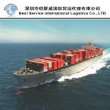 International Cargo Shipping, FCL Shipment Forwarder (20′′40′′)