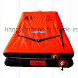 ISO Regulation Yacht Inflatable Life Raft for 4-12persons
