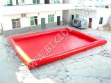 High Quality Inflatable Water Swimming Pool with Small Size D2044