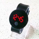 Ultra-Thin Touch Screen LED Watch