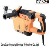 Comfortable Handle Rotary Hammer with Dust Collection for Decoration (NZ30-01)