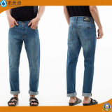 Factory OEM Men Blue Jeans Fashion Cotton Denim Jeans