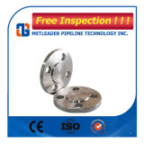 Pipe Flanges Slip on Type RF Sch40 Material A105