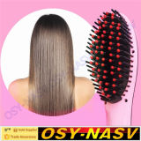 Newest 2016 Beautiful Star Electric Hair Straightener Brush Comb