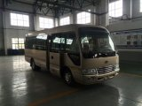 Mitsubishi Rosa Leaf Spring Coaster Diesel Mini Bus with Electric Horn