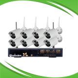 1MP 8CH NVR and IP Camera CCTV Kits