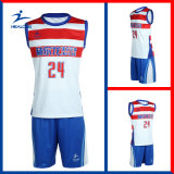 Healong Black and Yellow Strip Sublimation Design Basketball Uniform