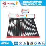 High Pressurized Copper Coil Solar Water Heater